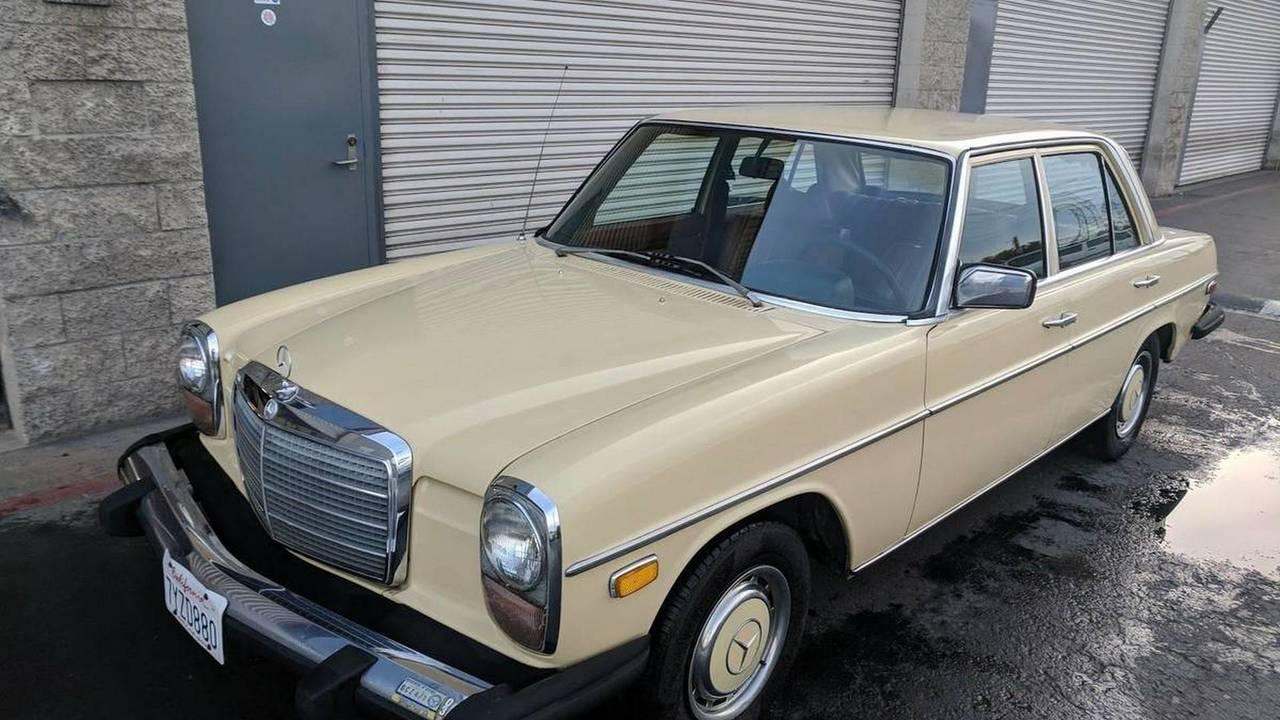 Super clean low mileage mercedes 240d yours for 5 500 for 240 mercedes benz for sale
