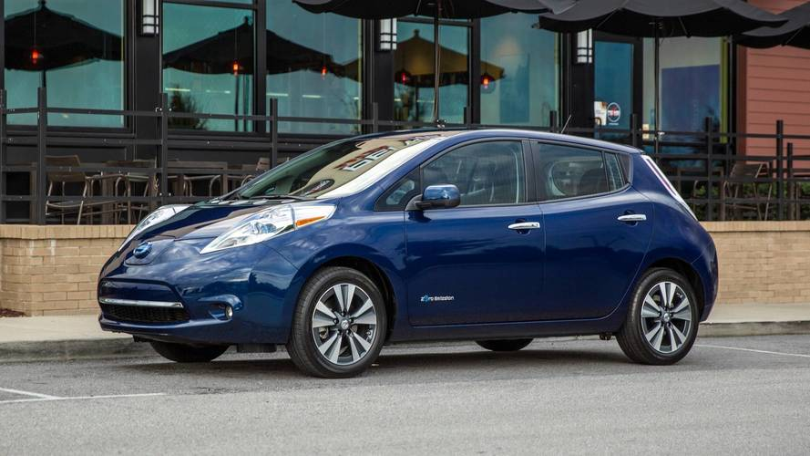 5-Year Depreciation of $27,170 = Used Nissan Leafs Are A Steal