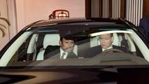 Lexus Prince Albert II de Monaco