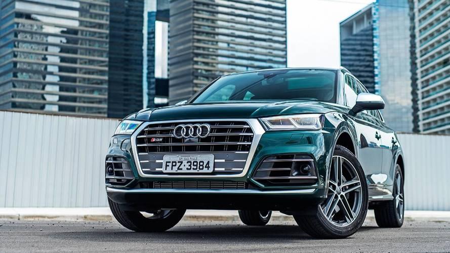 Audi estima que SUVs responderão por metade de suas vendas até 2025