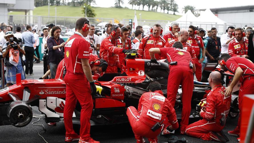 Marchionne, Ferrari F1 takımının kalite sorunlarını çözmek istiyor