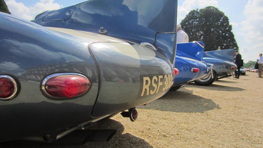 World's Most Expensive Car Park Assembles At Hampton Court
