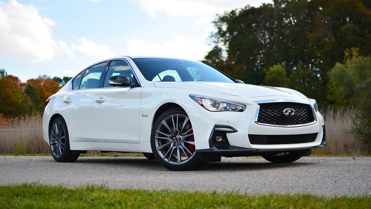2018 Infiniti Q50 Red Sport 400 Review Tragically Flawed