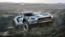Ford GT and Raptor mashup