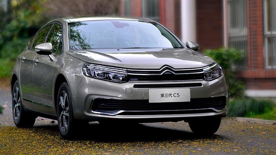 Citroën yeni C5'in Avrupa lansmanını 2020'de yapacak