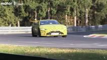 2018 Aston Martin Vantage casus fotoğrafları