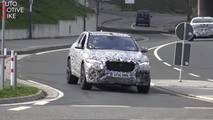 Jaguar F-Pace SVR spy