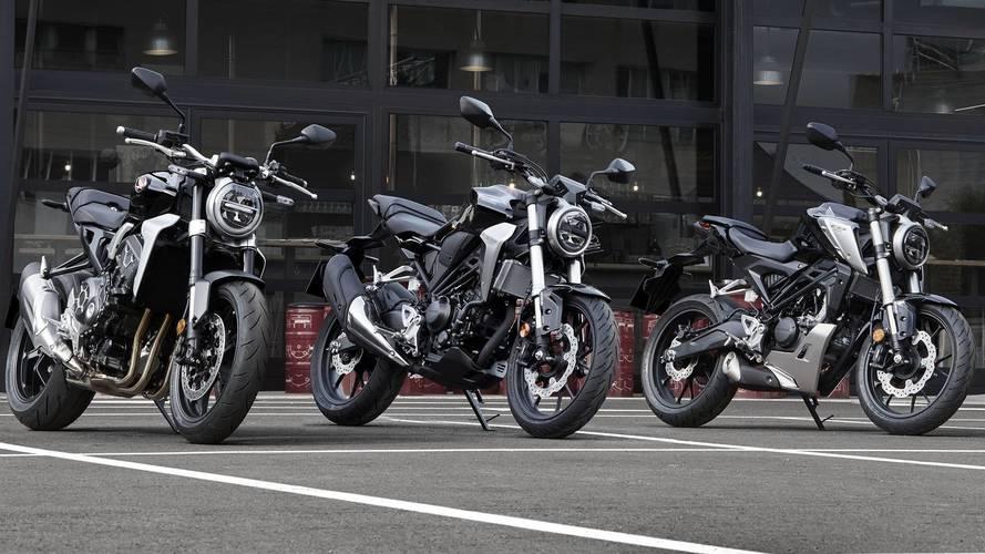 Las matriculaciones de motos descienden un 6,5% en noviembre