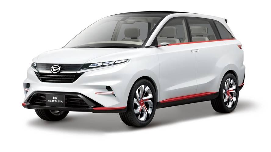 Daihatsu DN Multisix
