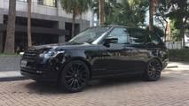 Range Rover Vogue ganha série especial Black por R$ 590.950