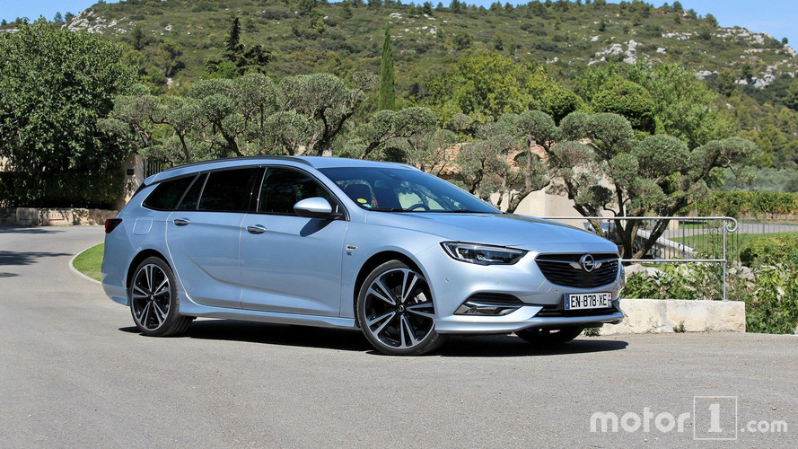 Essai Opel Insignia Sports Tourer - Plus routière que sportive