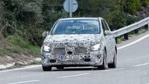 2019 Mercedes B-Serisi casus fotoğrafları