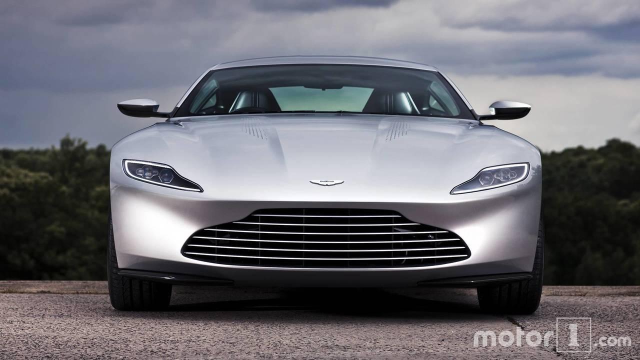 Nouvelle Aston Martin Vantage 2018 >> La nouvelle Aston Martin Vantage rencontre la DB10