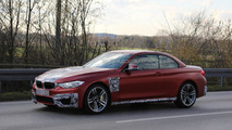 2014 BMW M4 Convertible makes comeback in spy photo session