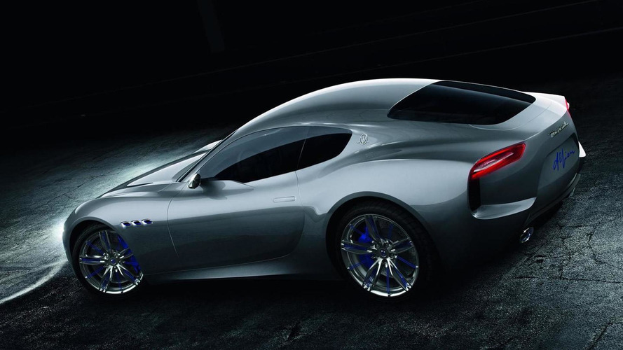2016 Maserati Alfieri will look just like the concept - report