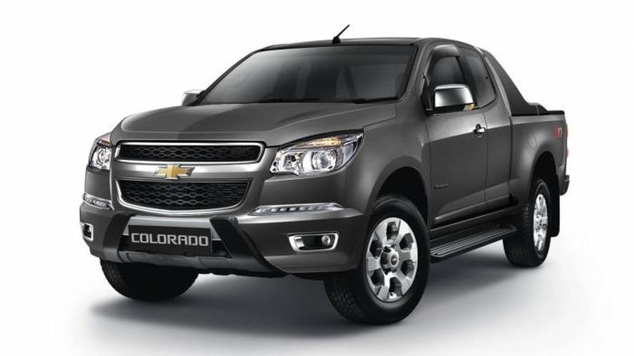 Chevrolet Colorado Sport unveiled at the Bangkok Motor Show