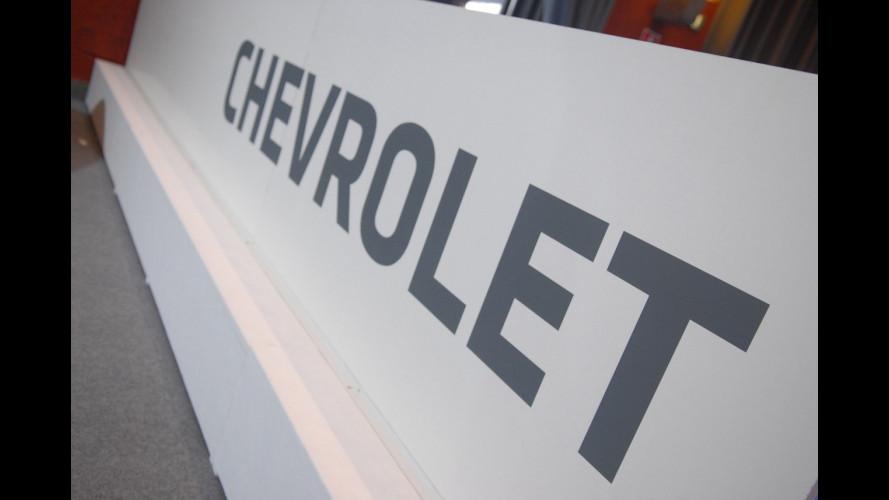 Chevrolet Volt debutta in Italia ad H2Roma