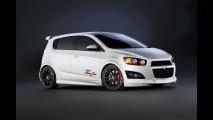 Chevrolet Sonic Z-Spec #1 e #2