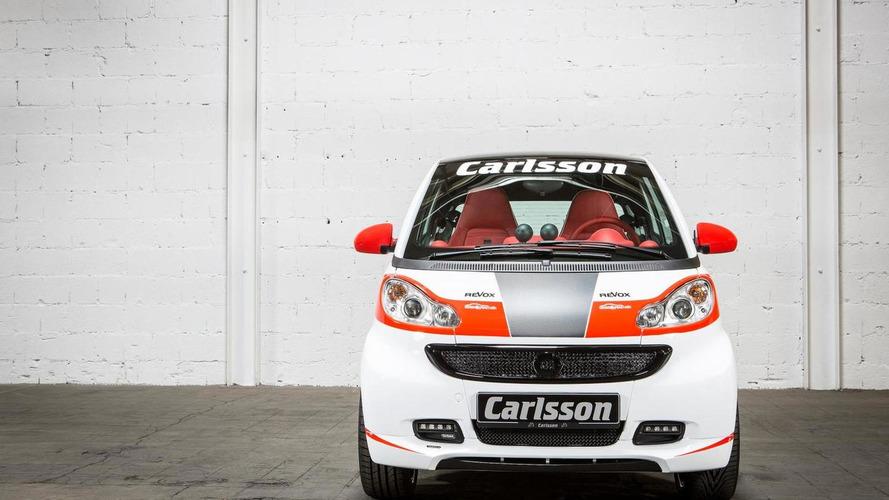 Smart Race Edition by Carlsson prepared for Geneva