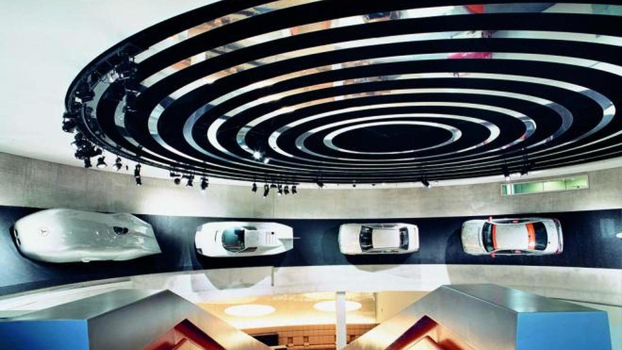 Mercedes-Benz W125 at Mercedes-Benz Museum