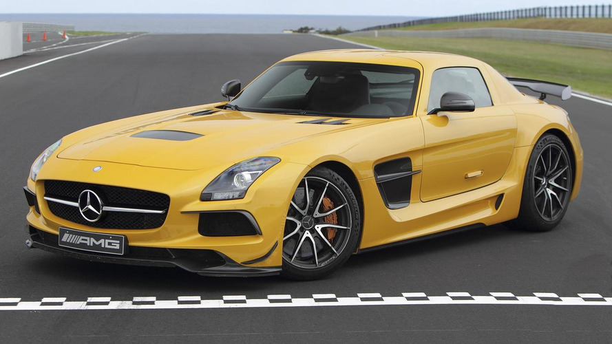 Mercedes-Benz SLS lineup production to end in June 2014 - report