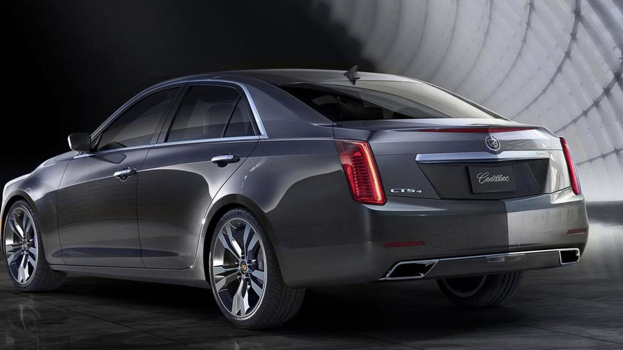 2014 Cadillac CTS Coupe very possible