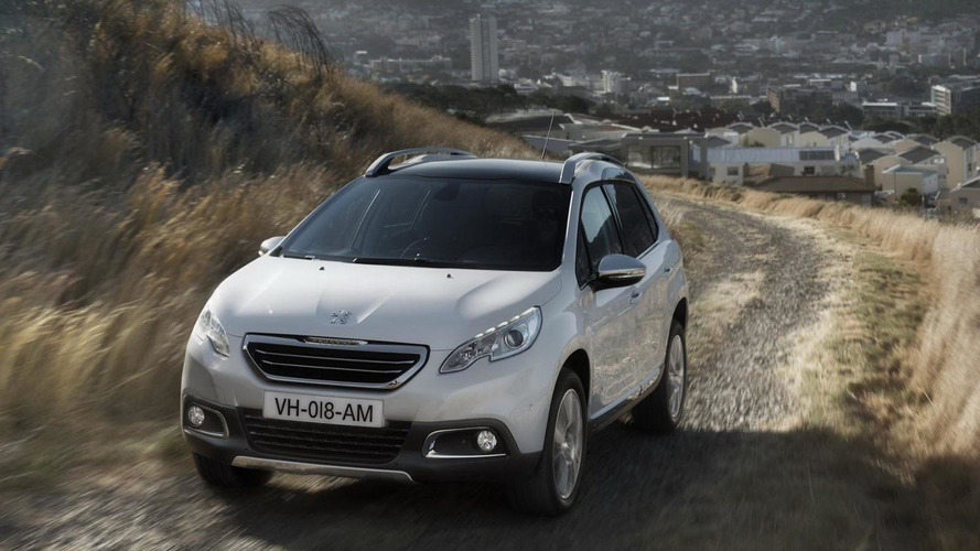 Three-door Peugeot 2008 RX in the works - report