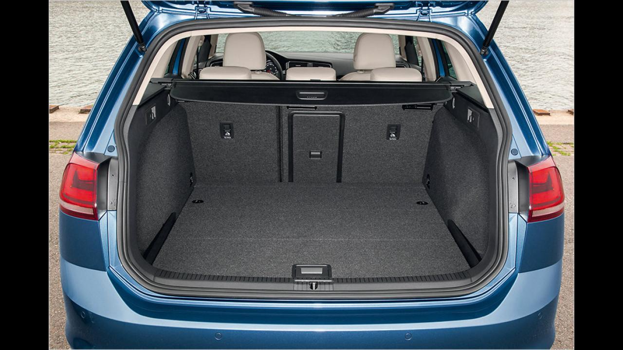 VW Golf Variant