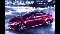 Lexus: Neues Sportcoupé RC