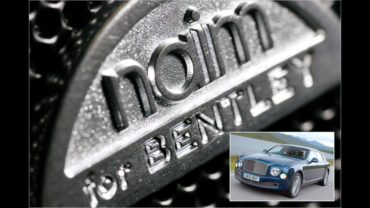 Bentley: Naim
