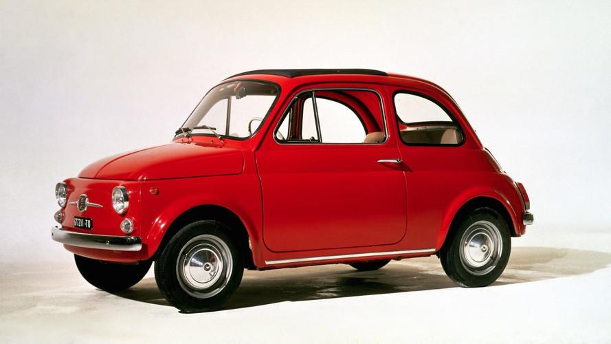 Happy 60th Birthday Original Fiat 500