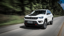2017 Jeep Compass: First Drive (Brazilian-Spec)