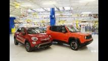 Opinião: Fiat 500X e Jeep Renegade poderiam muito bem conviver no Brasil