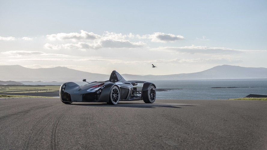 The BAC Mono is faster than the McLaren P1 GTR