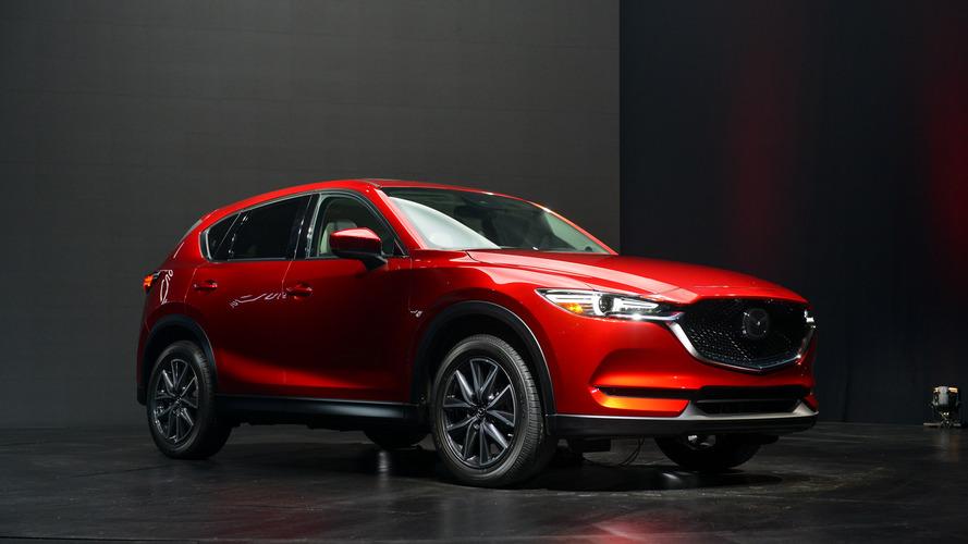 Genève 2017 - Mazda offre un coup de jeune à son CX-5