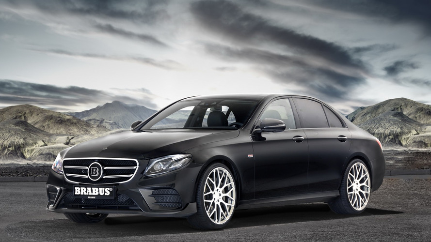 Mercedes E-Class Sedan by Brabus