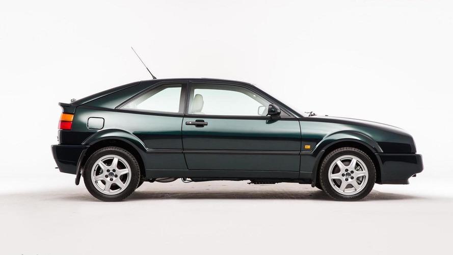 Volkswagen fête les 30 ans de la Corrado