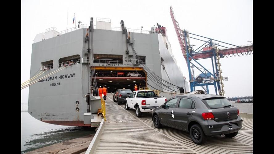 Anfavea: vendas devem cair 7,5% em 2016, mas exportações podem salvar produção