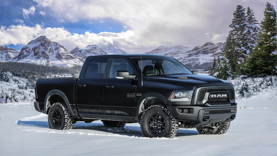Ram 1500 Rebel Black Edition