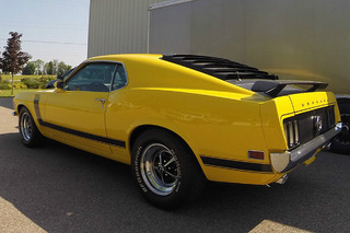 45 Years Later, This Mustang Boss 302 is Still the Boss
