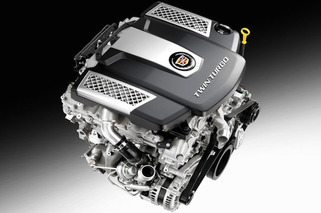 Cadillac Announces Twin-Turbo CTS for New York Auto Show