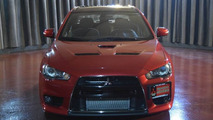 Mitsubishi Lancer Evolution Final Edition #0001