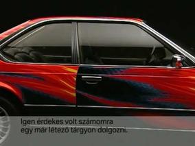 BMW Art Car - 1982 Ernst Fuchs 635 CSi.mpg