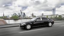 Mercedes-Maybach S600 Guard