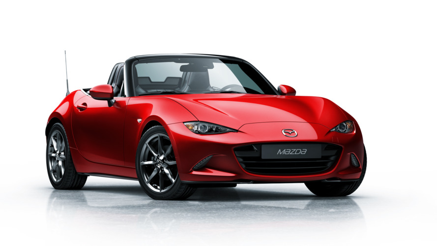 Next-gen Mazda MX-5 to shed weight through carbon fiber
