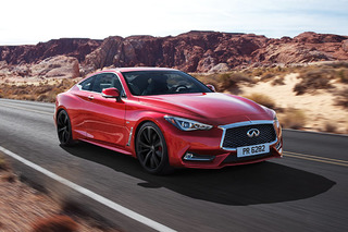 2017 Infiniti Q60: 5 Things to Know