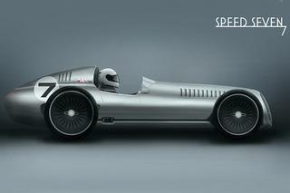 Kahn Design Speed 7 Brings 1930s Racecars Back to Life