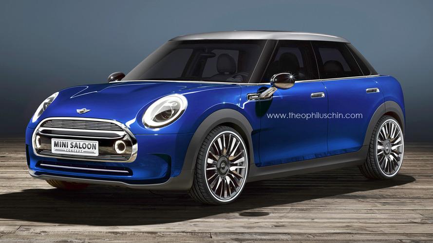 Mini Riley sedan under consideration?