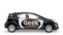 Toyota Prius c - Best Buy Geekmobile