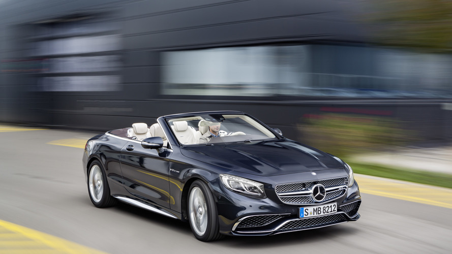AMG S65 Cabriolet